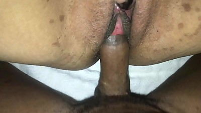 PULSATING ORGASM WITH A VIBRATOR AND..