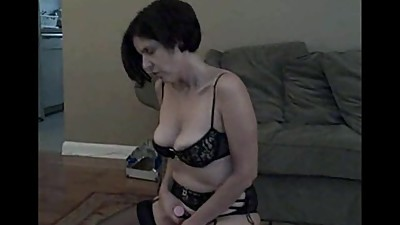 wife plays with new toy then swallows..