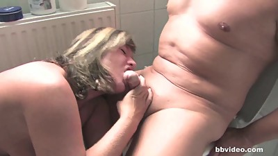 GanzGeil.com Fatty German MILF fucking..