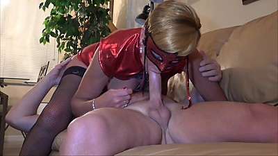 Face riding and Squirting