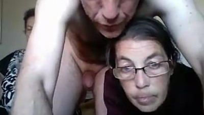 Spanish dirty older couple