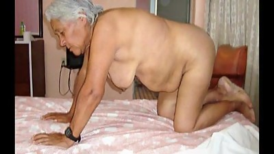 HelloGrannY Amateur Latin Lady..