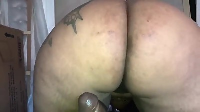Phat Booty Milf Bounces On My BBC